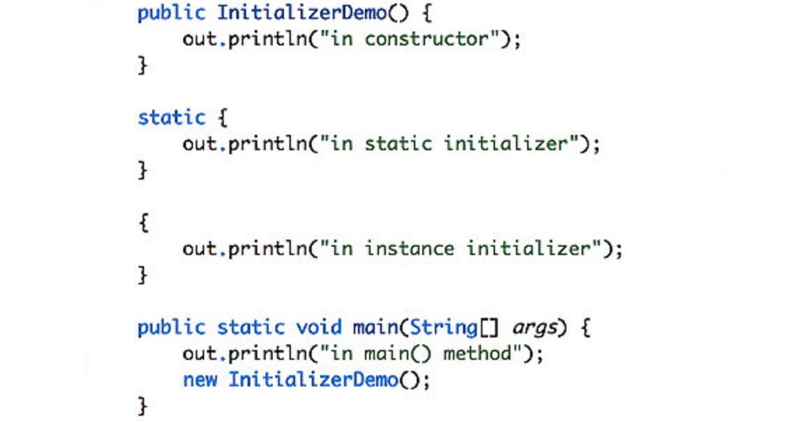java map initialization