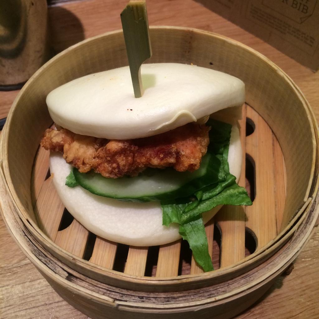 japanese bao bun