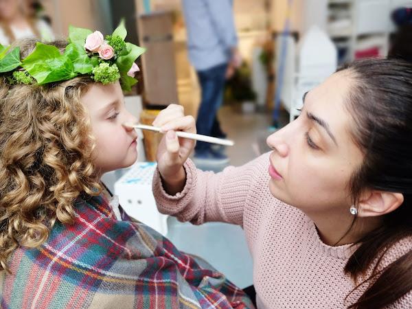 Maquillaje de Comunión para niñas ¿sí o no?