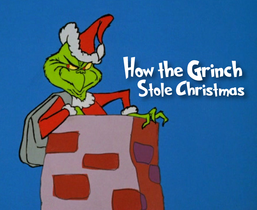 The Reel Christmas Story – How the Grinch Stole Christmas | Sermon ...