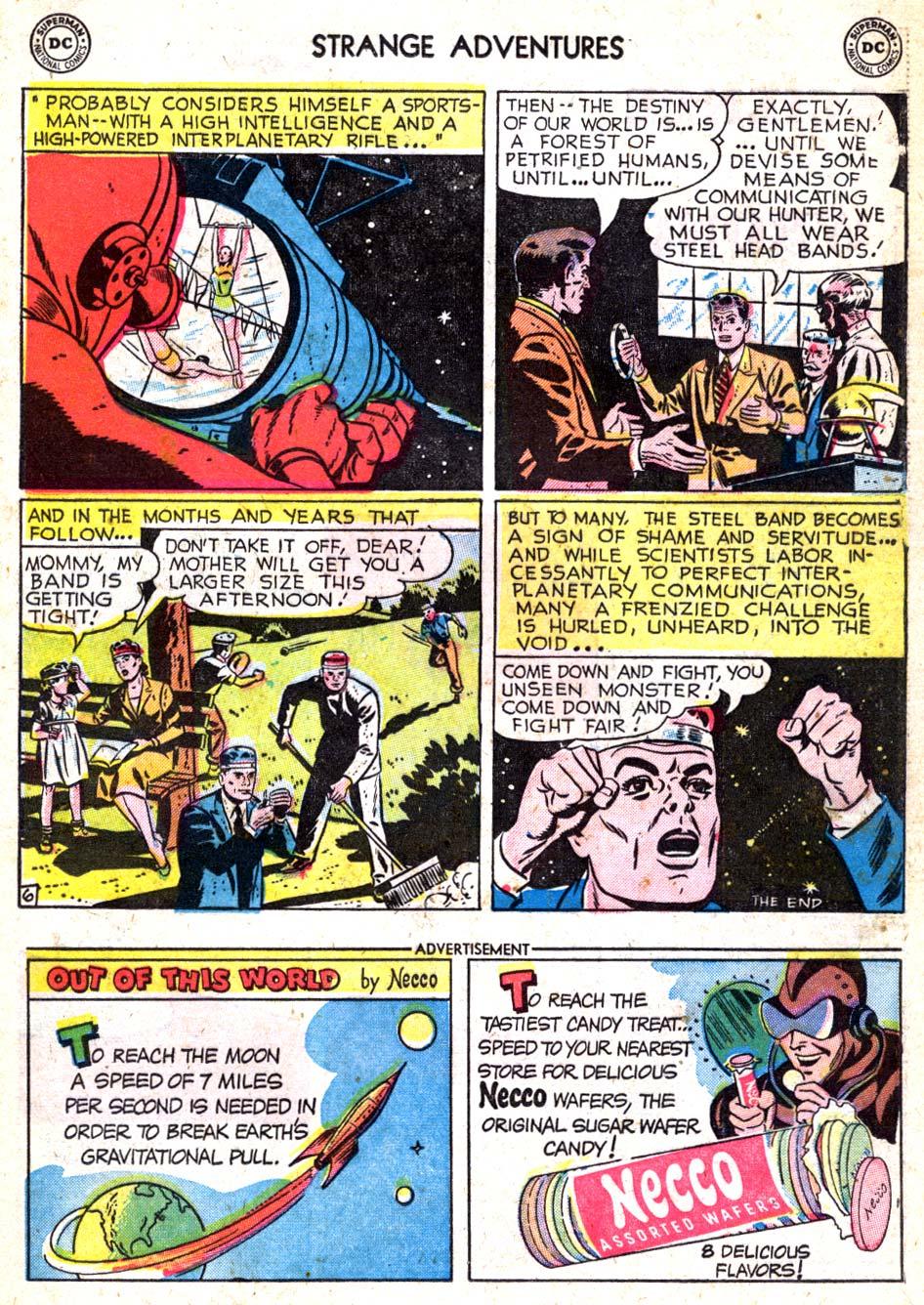 Strange Adventures (1950) issue 25 - Page 17