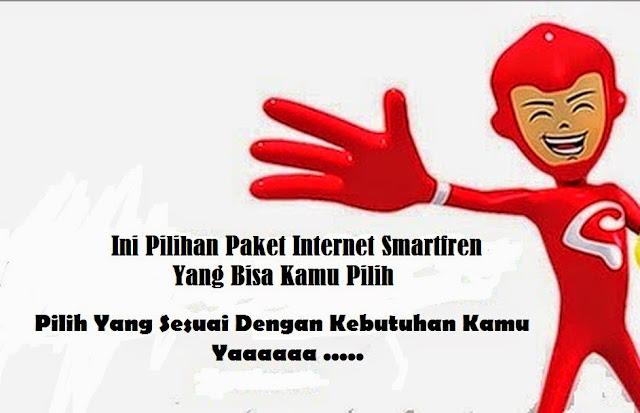 Daftar Harga Paket Internet Smartfren Terbaru 2015