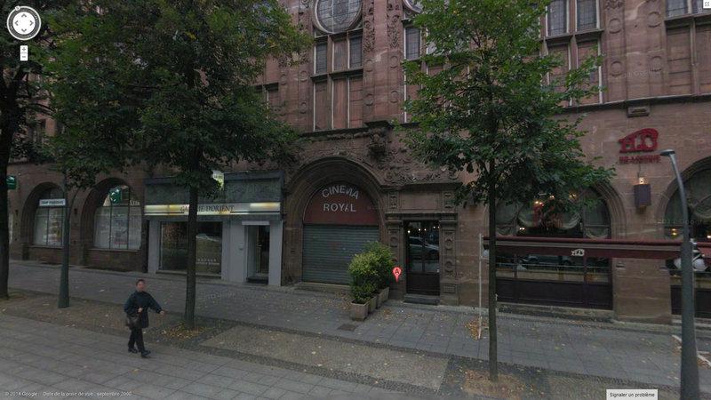 Restaurant Philippe  Rue De L Empereur  Paris