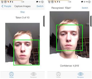 Unlock iPhone Dengan Wajah