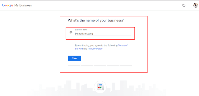 Set Up Google My Business