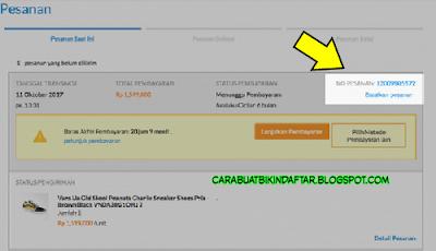 Inilah Cara mudah Membatalkan Pesanan di Blibli.com Lewat HP & PC