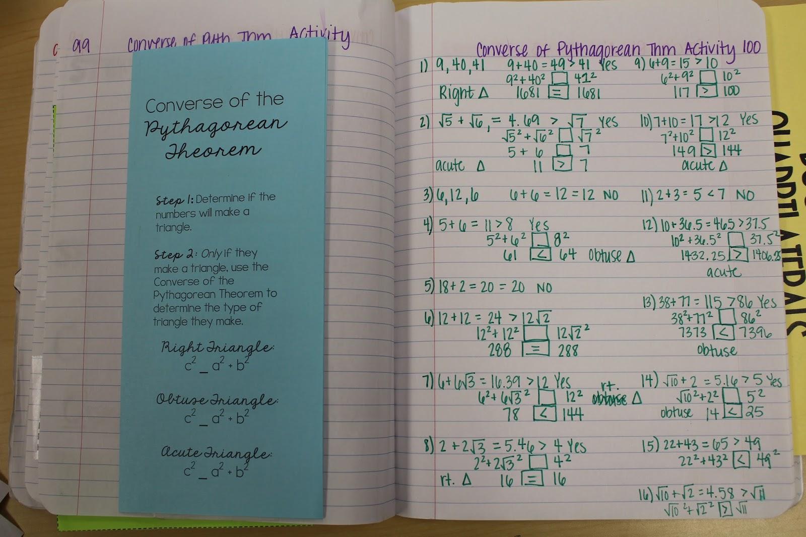 2016-2017 Right Triangles Unit   Mrs. Newell\'s Math
