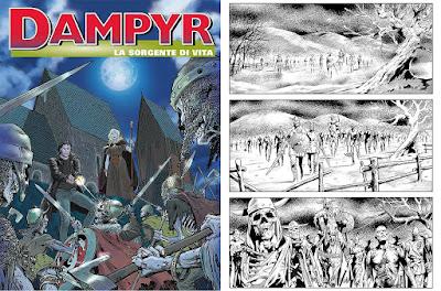 Dampyr #203: La sorgente di vita