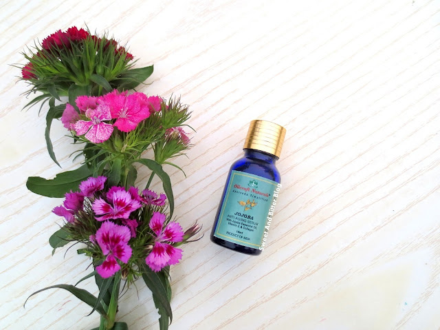 Oilcraft Naturals JOJOBA Anti-Aging Serum Review