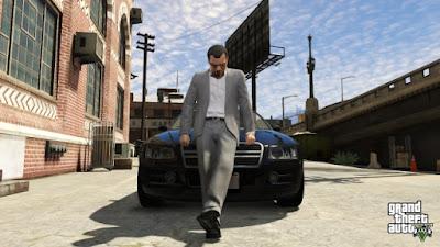 Download GTA V (Grand Theft Auto 5), Visa 2 APK + OBB Data