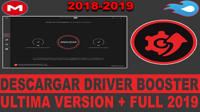Descargar Driver Booster 6 PRO Full 2018 En Español