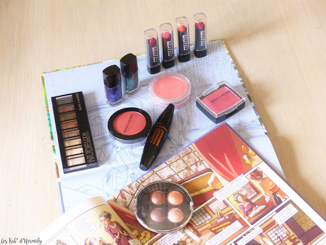 Max and More maquillage