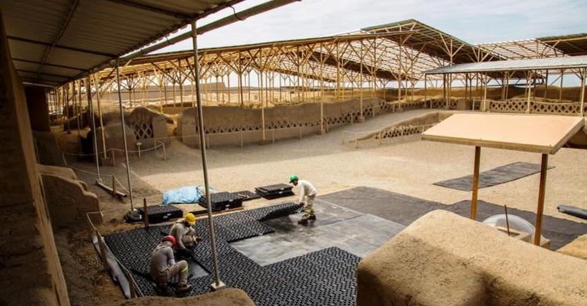 Lluvias no afectaron patrimonios arqueológicos ni museos, informó el Ministerio de Cultura
