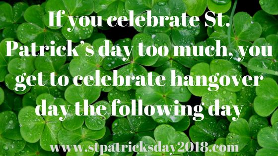 Irish quotes for St Patrick day 2018