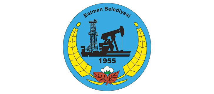 Batman Belediyesi Vektörel Logosu