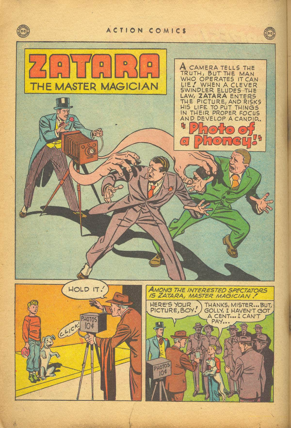 Read online Action Comics (1938) comic -  Issue #112 - 24