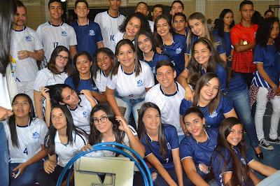 Resultado de imagem para fotos da abertura dos jogos estudantis 2018 em sao paulo do potengi