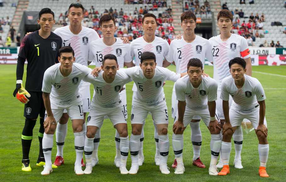 Timan Korea Selatan