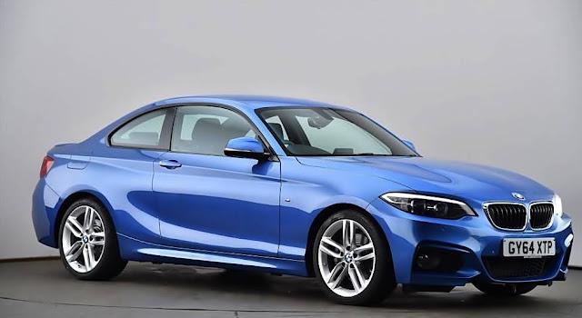 BMW 2 Series 225d M Sport 2dr