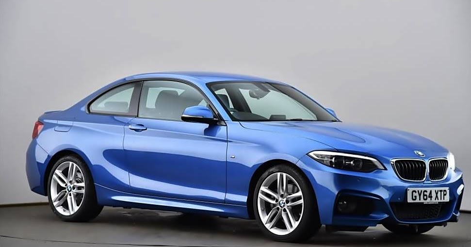 Bmw 2 Series 225d M Sport 2dr Bmw Redesign