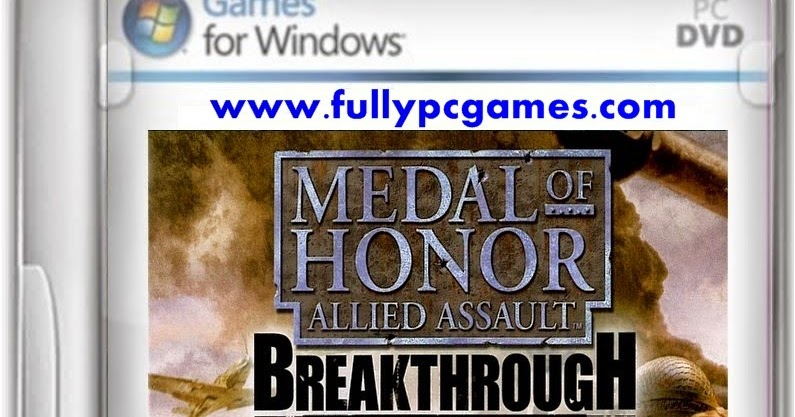 medal of honor allied assault download full game