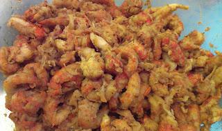 Crawfish Étouffée