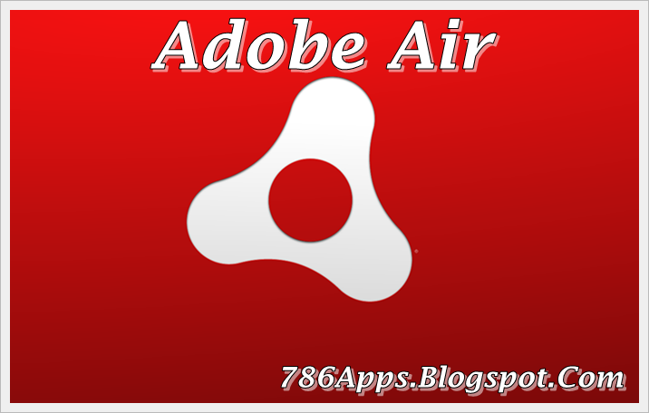 Adobe air software