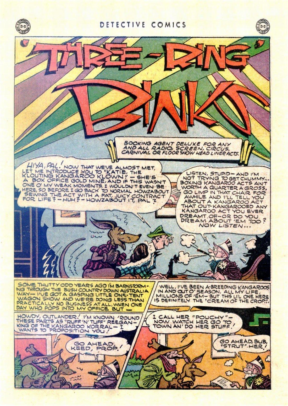 Read online Detective Comics (1937) comic -  Issue #103 - 25
