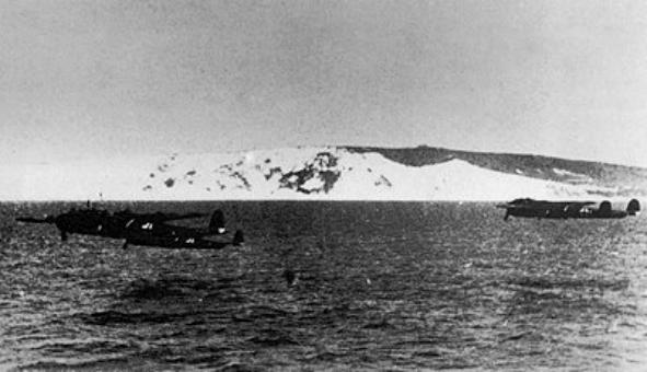 18 August 1940 worldwartwo.filminspector.com Dornier Do 17 bombers