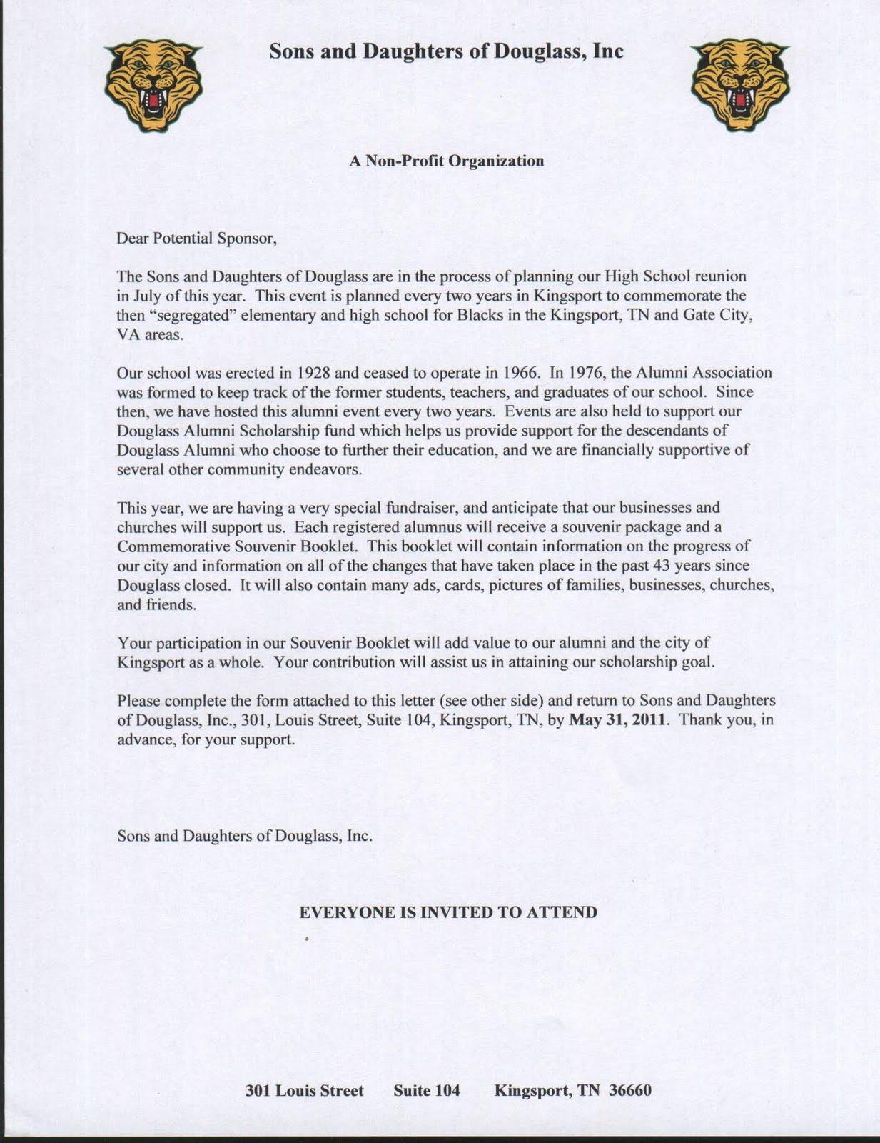 reunion invitation template – Sample Family Reunion Invitation Letter