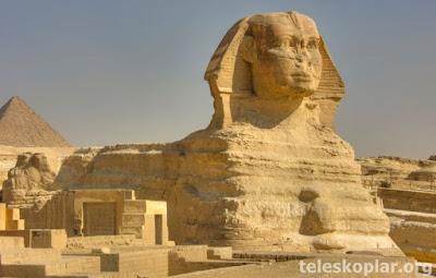 Mısırda bulunan heykeller