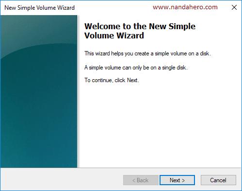 cara membagi partisi windows 10 saat instal ulang