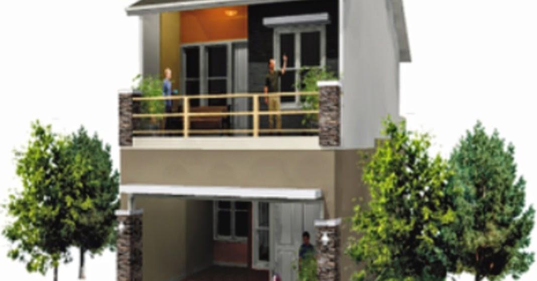 25 Desain Rumah Minimalis Type 21 60 2 Lantai Rumahminimalis44