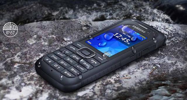 Samsung Xcover B550H - mobilni telefon otporan na prašinu i vodu