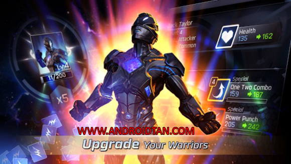 Power Rangers: Legacy Wars Mod Apk Free Download