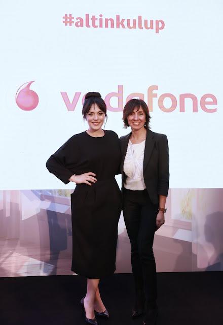 Vodafone Altın Külüp