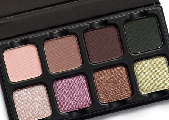Viseart Petit PRO 3 Eye Shadow Palette Review