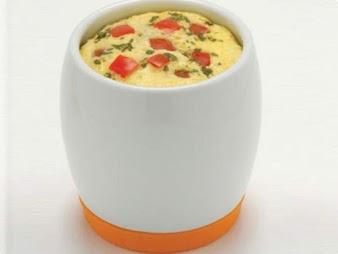 Receitas de Omelete de Caneca