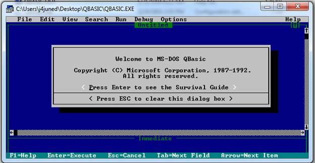 qbasic homepage