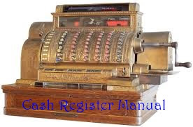 cash register manual
