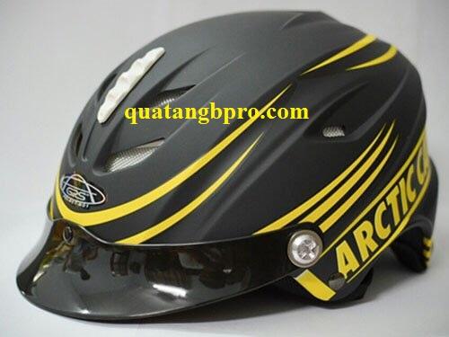 BPRO MBH17 - Bức màn đằng sau cơ sở mua bán mũ bảo hiểm đẹp
