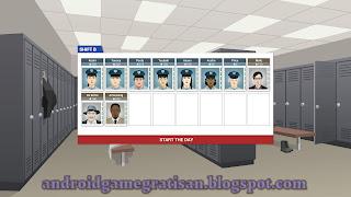 Kesan awal memainkan game ini adalah serasa seperti memainkan game visual novel dengan lat Game:  This Is the Police apk
