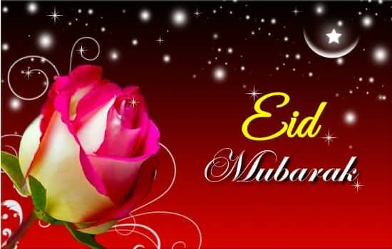 Eid Mubarak Greeting Cards  for kids 2017