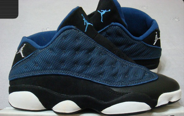 huge selection of f9b9e 3405e Fresh Out Da Oven: Bringem Back Air Jordan 13 low Navy ...