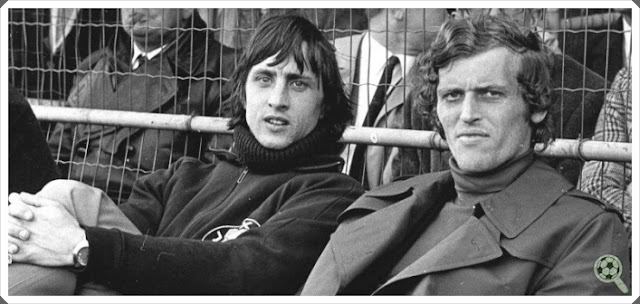 Cruyff Keizer Ajax