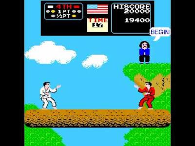 Karate Champ 1984