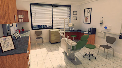 i13 Dental Office Interior