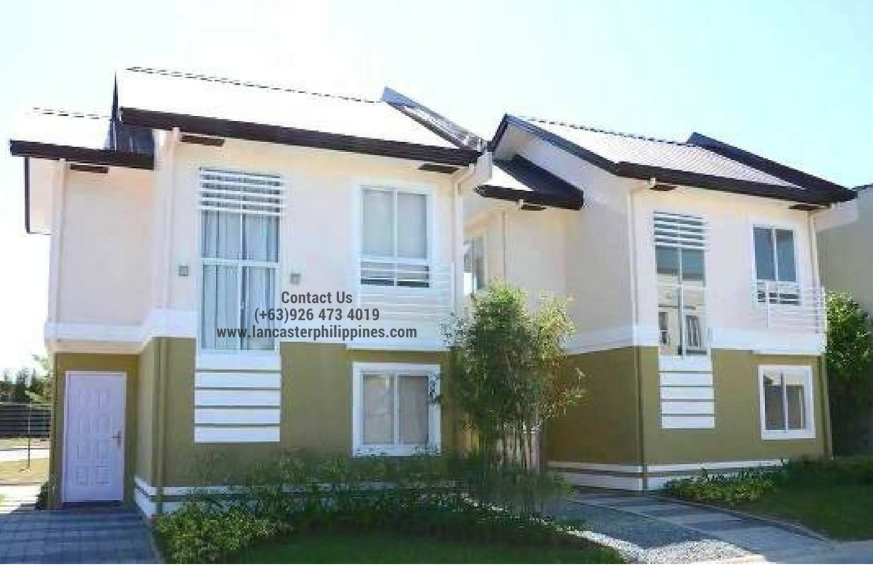 Candice - Lancaster New City Cavite | House and Lot for Sale Imus-General Trias Cavite
