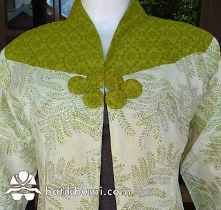 Cardigan Batik