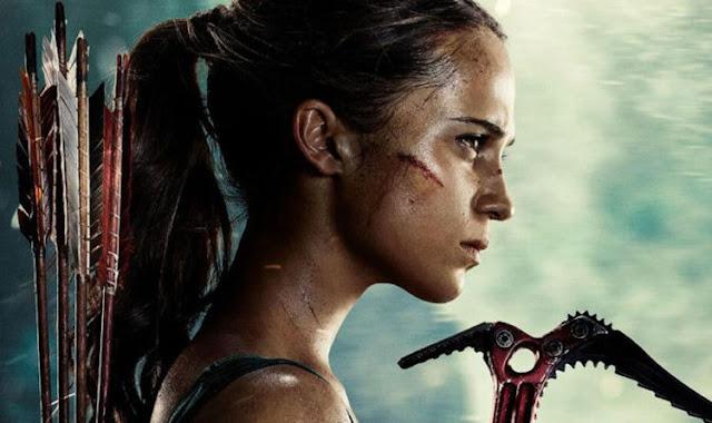 Tomb Raider con Alicia Vikander, ir a verla si o no?